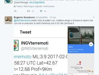 Terremoto e danni indiretti, Eugenio Guarducci annuncia protesta davanti Ingv di Roma
