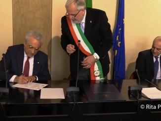 A Bastia Umbra firmato Protocollo d'Intesa per la Legalità
