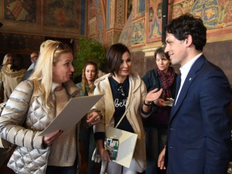 Perugia, il sindaco Romizi riceve tour operator russi