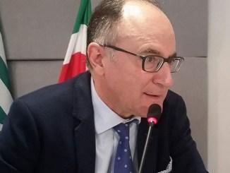 Giuseppe Germani, sindaco di Orvieto, ingerenze e reazioni dell'Ordine dei giornalisti