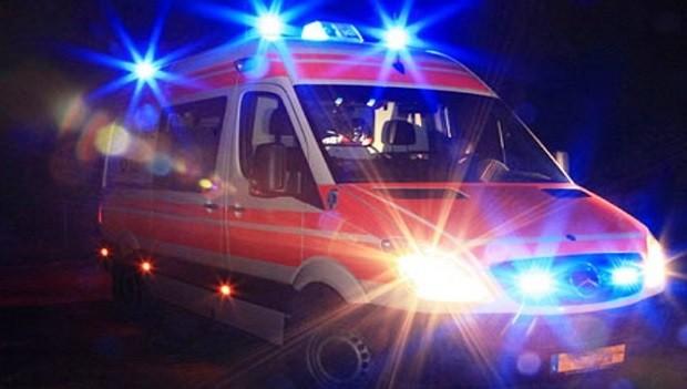 Scoppia una bombola a Gubbio, marito e moglie feriti gravemente