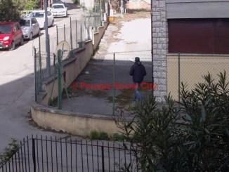 Perugia, extracomunitari si sono appropriati dello stabile dell'ex Telecom [ECCO IL VIDEO]