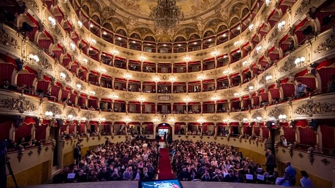 Art bonus 4/a edizione, Perugia candida Teatro Morlacchi