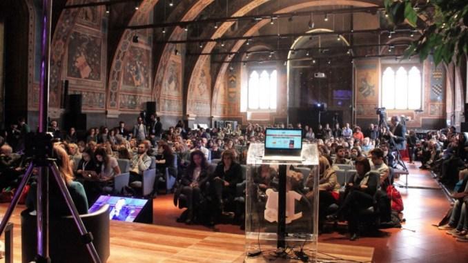 #IJF17, la prima giornata del Festival Internazionale del Giornalismo, mercoledì 5 aprile