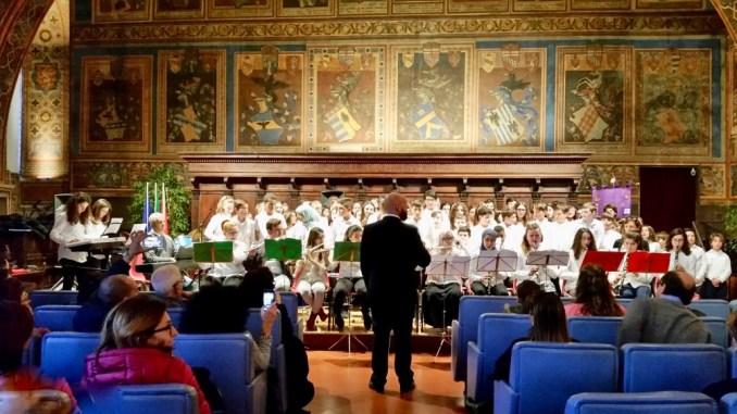 Uniti attraverso la musica alla Sala dei Notari con Orchestra Leone Antolini