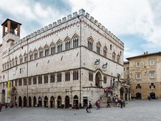 """Perugia vince il concorso """"Progetto Art Bonus dell'anno"""" per il restauro di Palazzo dei Priori"""