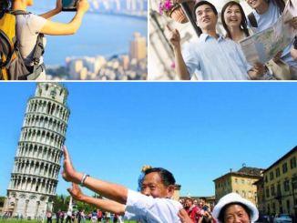 Il turismo parla cinese, Ricci, 122 milioni in giro per il Mondo
