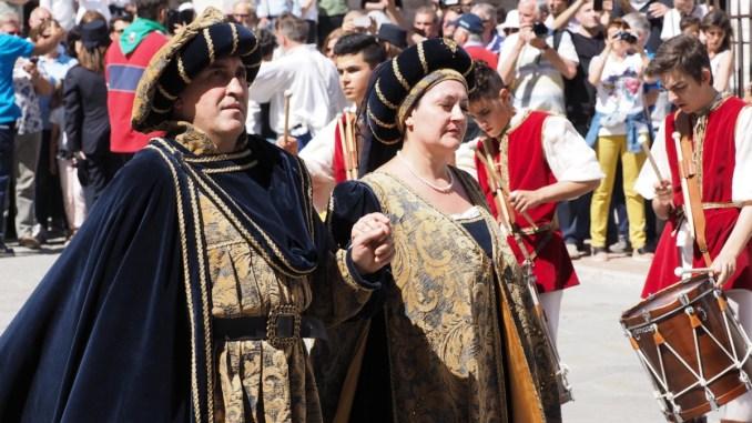 Perugia 1416, con il fazzolettone del Rione entri gratis alla Città della Domenica