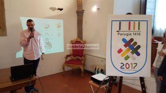 Perugia 1416, svelato il Palio 2017 a realizzarlo Nacir Imache