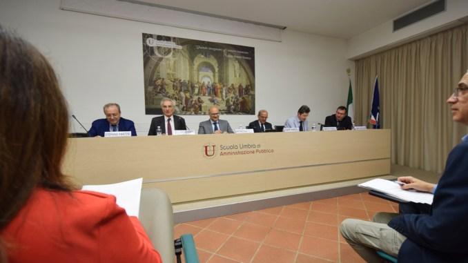 Appalti pubblici, a Villa Umbra oltre 130 partecipanti per il seminario sul nuovo contenzioso