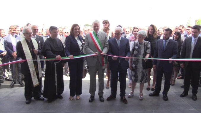 Inaugurato il nuovo stabilimento di Isa a Bastia Umbra