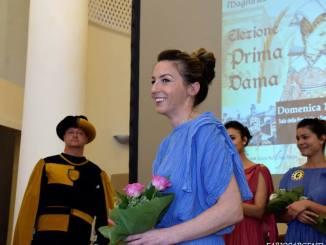 Perugia 1416, Silvia Ferri è la prima dama eletta per il Magnifico Rione di Porta San Pietro