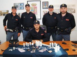 Due giovani spacciatori arrestati a Ponte San Giovanni