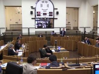 Alta velocità, collegamenti di Umbria con città del nord, approvata mozione