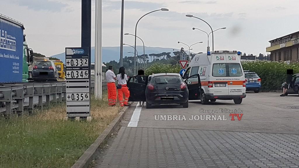 Incidente stradale sulla E45, Umbria di nuovo divisa in due