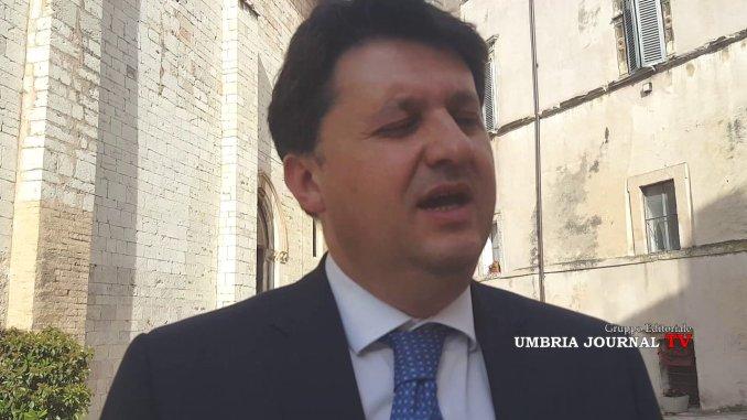 Allagamento spazi Ospedale Foligno, assessore Barberini infuriato