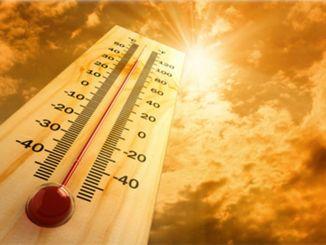 Ondate di calore, temperature sui 35 gradi anche per venerdì e sabato
