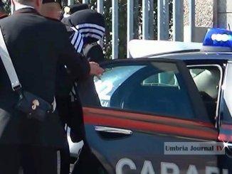 Violenza sulla compagna, calabrese abusa di una ternana, arrestato dai Carabinieri