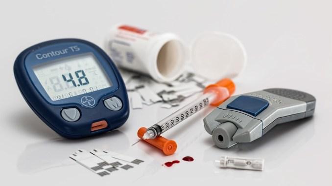 Umbria, cambia la vita dei diabetici, app, transmitter e microsensore sottopelle