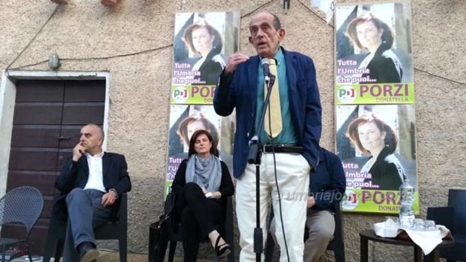 A Perugia presentazione raccolta ultimi scritti di Luciano Moretti