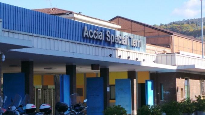 Cassa integrazione per 1200 lavoratori Ast, presidente Paparelli convoca tavolo