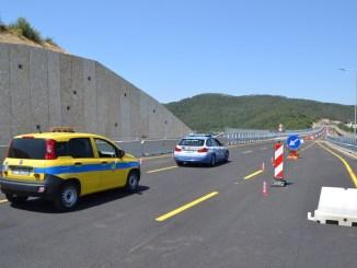 Viabilità e sisma, Protezione civile, Anas completi ripristino