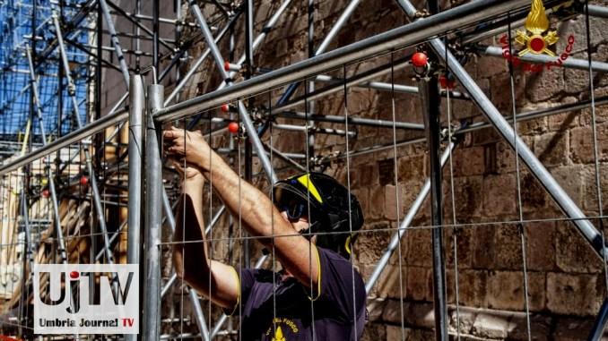 Ricostruzione della basilica di San Benedetto incontro pubblico con Antonio Paolucci