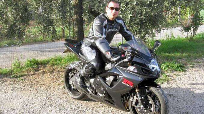 Muore motociclista di Terni si schianta in pista a Viterbo