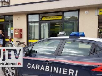 Catturato uomo ragno, aveva tentato rapina a ufficio postale a Ponte Valleceppi