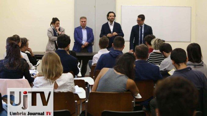Scuola di formazione del Partito Democratico dell'Umbria è AccaDEMia