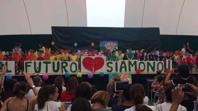 Milano Norcia in bicicletta, giovani portano oltre mille euro ad I Love Norcia