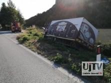 Incidente stradale mortale Perugia frontale auto furgone, muore donna (11)