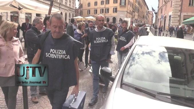 Aggressione Giudici a Perugia, tre feriti, arrestato presunto accoltellatore [FOTO E VIDEO]