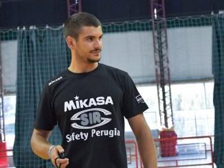 Volley, Sir Safety, il primo giorno di Tommy Siirila, direttamente dalla Finlandia