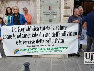 """Comitato Salute Altotevere Sud """"bacchetta"""" USL Umbria 1"""