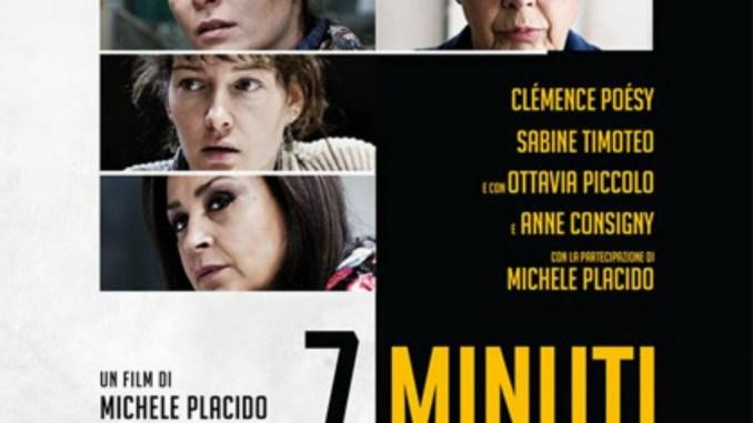 7 minuti di Michele Placido, a Perugia al Frontone Cinema all'aperto