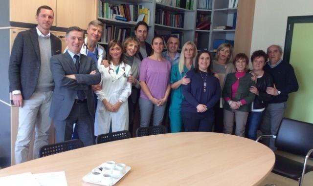 Sanità, ex capitano Sir dona ecocardiografo a ospedale Perugia
