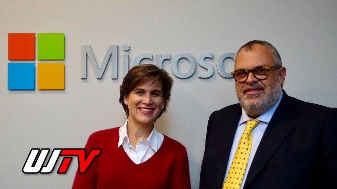 Michele Fioroni alla Microsoft e all'università di Seattle