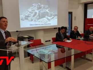 Oncoematologia Pediatrica di Perugia, presentato il reparto