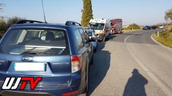 Trovato cadavere a Ripa di Perugia, morto anziano vicino al cimitero (3)