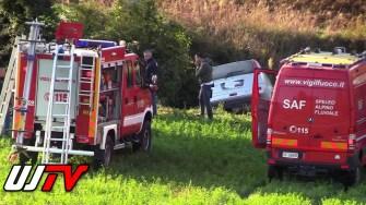 Trovato cadavere a Ripa di Perugia, morto anziano vicino al cimitero (7)