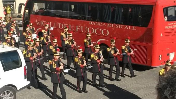 Prima Giornata nazionale del soccorso, a Perugia con i Vigili del fuoco