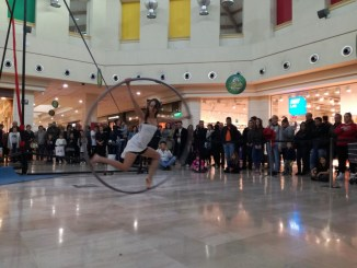 La grande festa del centro commerciale Collestrada