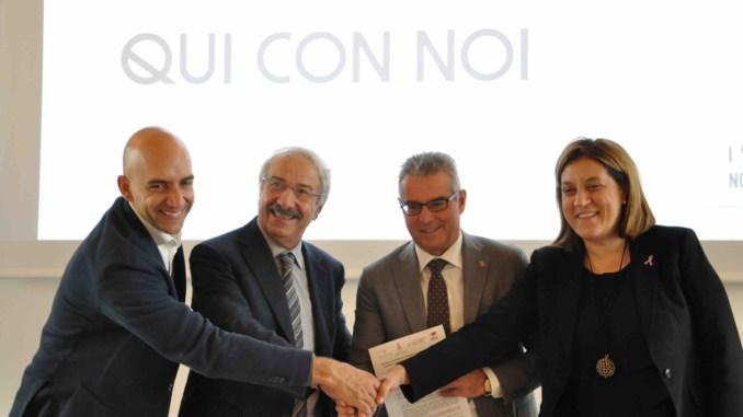 Firmato bando internazionale Progetto Arca, I Love Norcia