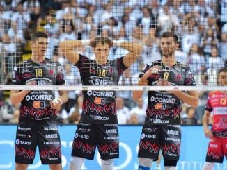 Volley, Sir Safety, mercoledì arriva Monza, Perugia a caccia del pokerissimo
