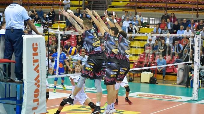 Volley, Sir Safety, prima trasferta di Superlega, domenica gara dura a Verona!