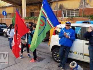 Vertenza Colussi, oggi giornata decisiva per i lavoratori di Petrignano [FOTO]