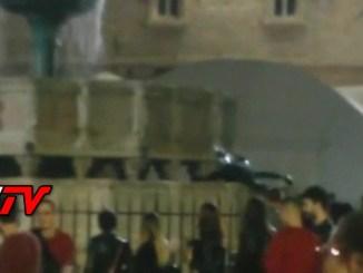 Entra dentro la Fontana Maggiore di Perugia, video diventa virale
