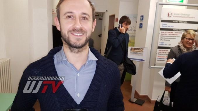 """Leonardo Miccioni si dimette da segretario provinciale Pd: """"Non sono un uomo per tutte le stagioni"""""""