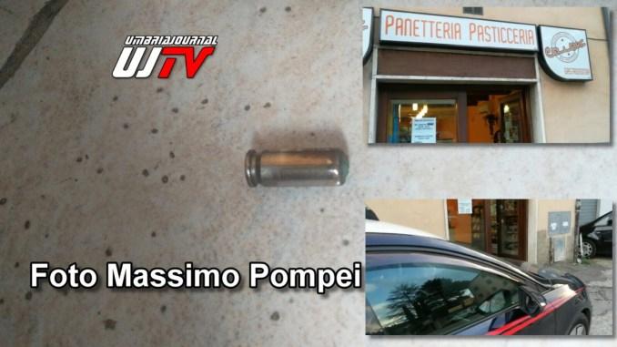 Malvivente spara dopo rapina in panetteria a Olmo, ruba 500 euro